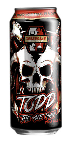 Todd the Axe Man by Surly Brewing Co.