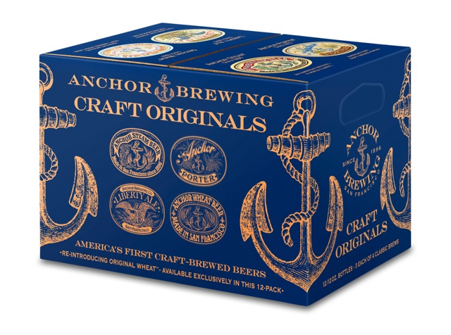 Anchor Brewing Craft Originals Beer Connoisseur