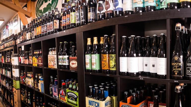Kate Baker Craft Beer Cellar
