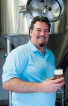 Kevin McNerney with 5 Seasons Brewing Co.
