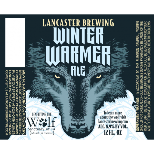 Winter Warmer Lancaster Brewing Co.